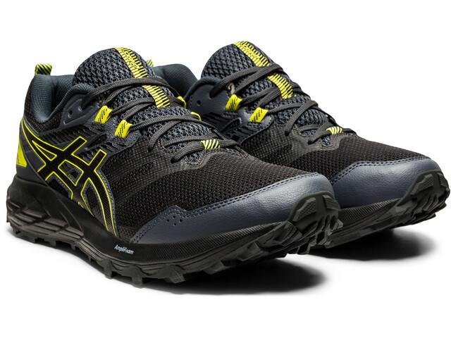 asics Gel-Sonoma 6 Shoes Men, graphite grey/sour yuzu